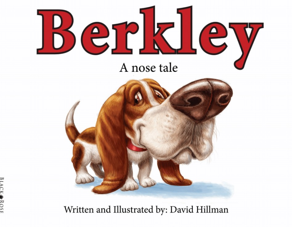 Kid Lit Book Review and Author Interview – Berkley: A Nose Tail by David Hillman