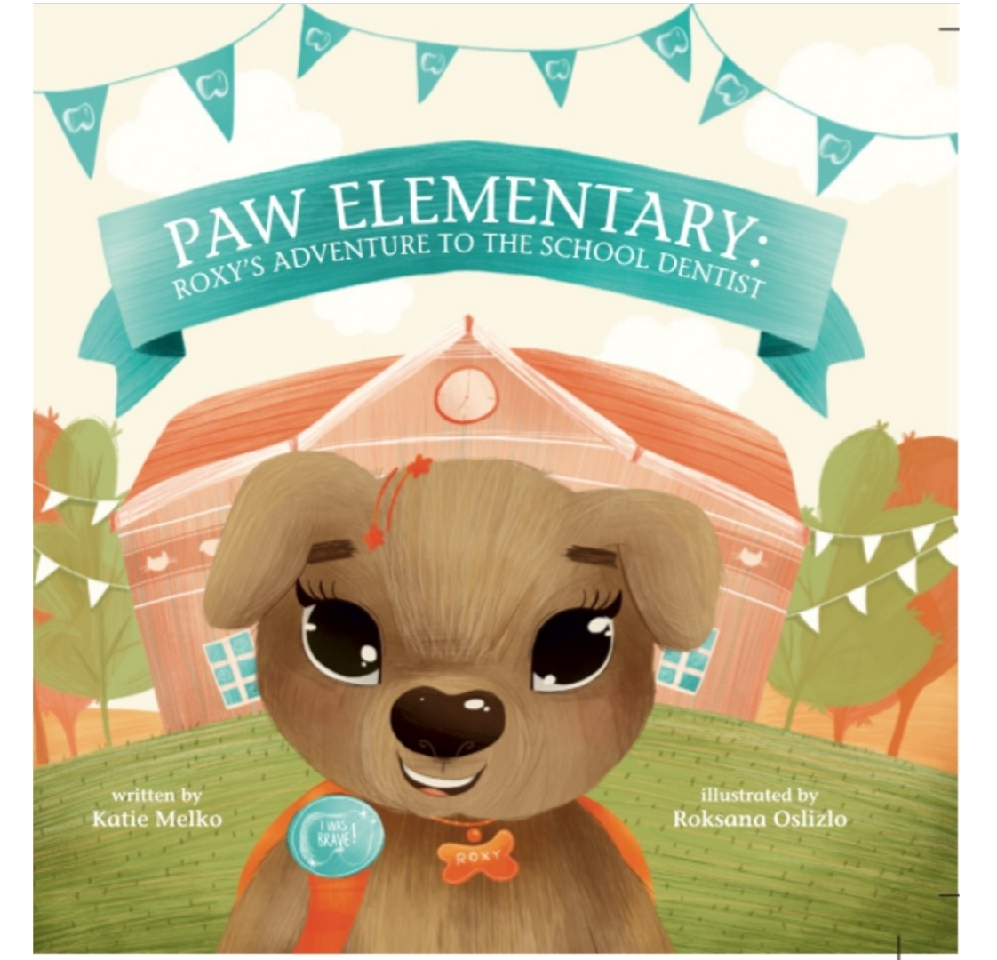 Kid Lit Book Review – Paw Elementary: Roxy's Adventure to the School Dentist by Katie Melko